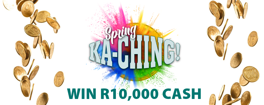 Spring Ka-Ching Competition